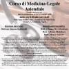 CORSO DI MEDICINA-LEGALE AZIENDALE -