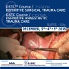 Definitive surgical and anaesthetic trauma care