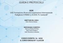 Lesioni da pressione: Implementazioni Linee Guida e Protocolli - ISCRIZIONI CHIUSE -