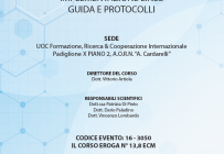 Lesioni da pressione: Implementazioni Linee Guida e Protocolli – ISCRIZIONI CHIUSE -