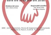 BLSD per Operatori Sanitari - ISCRIZIONI CHIUSE -