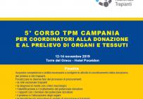 Corso Regionale T.P.M. Campania - ISCRIZIONI CHIUSE -