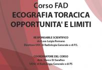 FAD - ECOGRAFIA TORACICA: OPPORTUNITA' E LIMITI