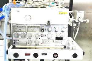 Centro di Biotecnologie. Ventilatore Polmonare