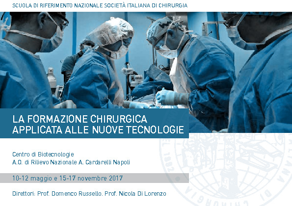 Scuola SIC - Società Italiana di Chirurgia