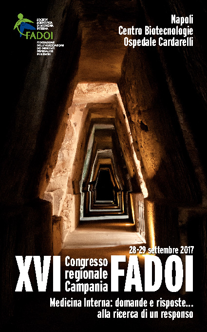 XVI Congresso regionale Campania FADOI - Medina interna: domande e risposte...alla ricerca di un responso