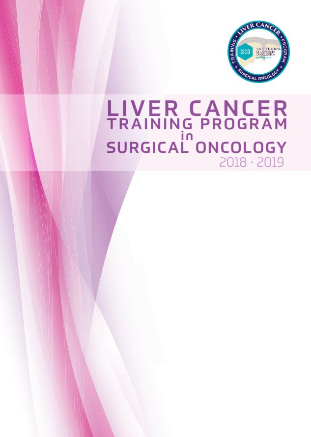 Liver Cancer: training program in surgical oncology