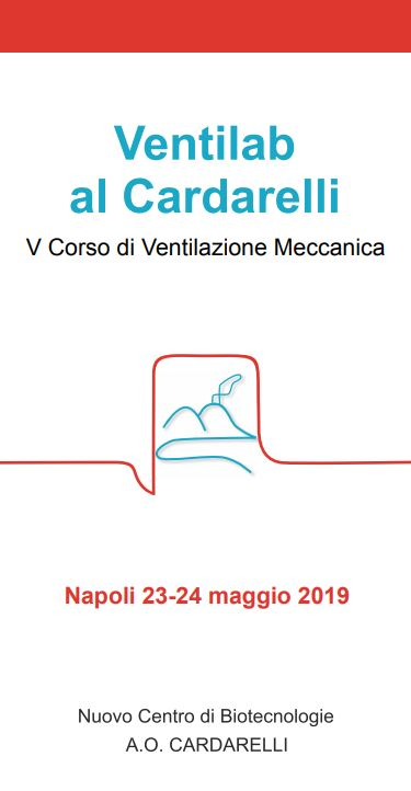Ventilab al Cardarelli: V Corso di Ventilazione Meccanica