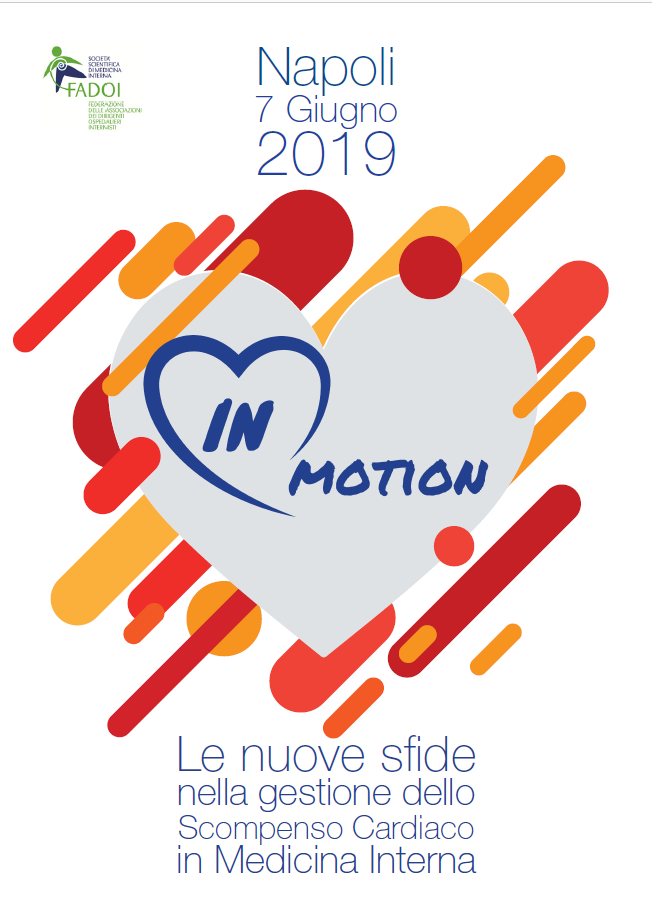 In Motion - Le nuove sfide nella gestione dello Scompenso Cardiaco in Medicina Interna