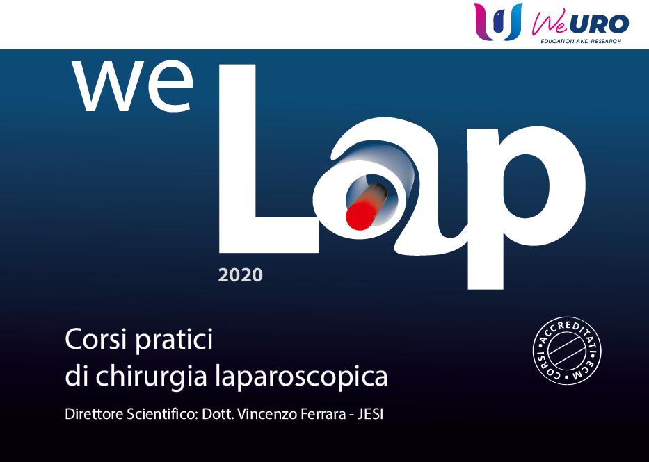 Corsi pratici di chirurgia laparoscopica